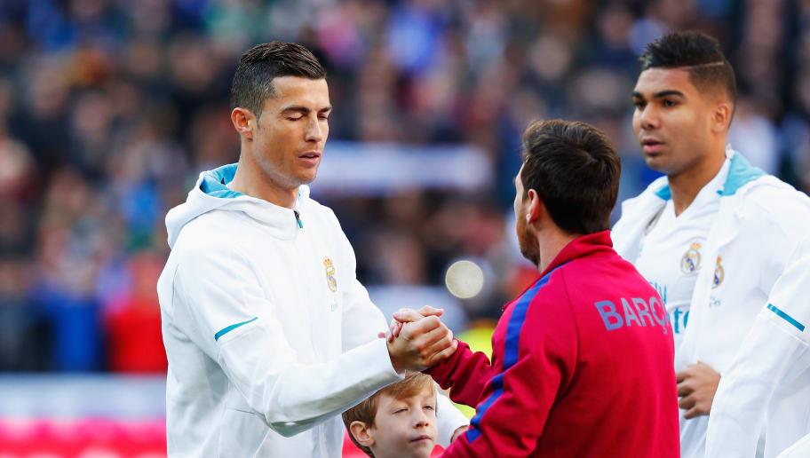 Cristiano Ronaldo,Lionel Messi