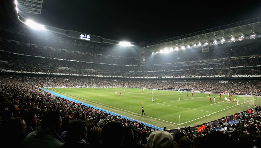 Real Madrid v Bayer Leverkusen