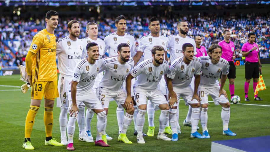 Predicting The Real Madrid Starting Xi To Face Granada On Saturday