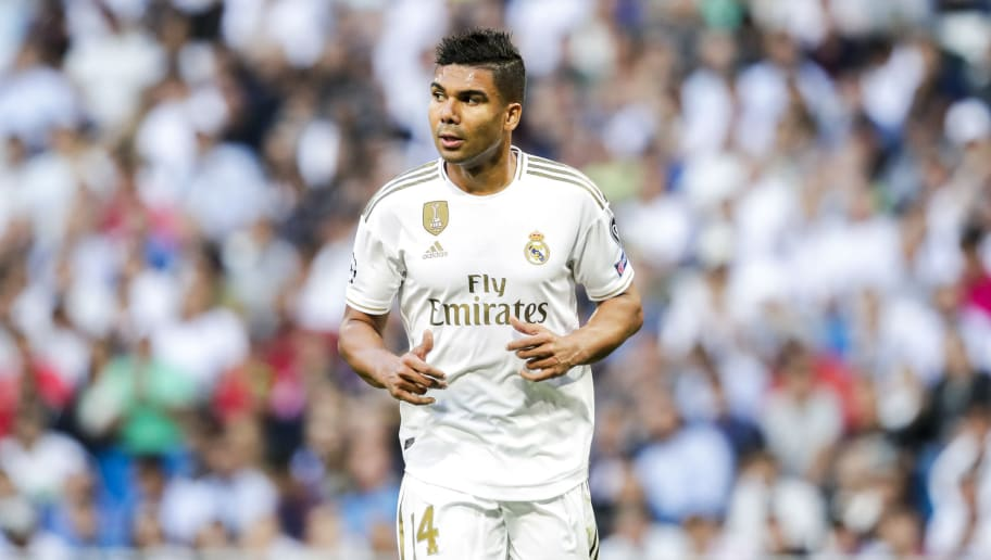 Casemiro on Why He Feared for Real Madrid Career in Early Months of Zinedine Zidane's Tenure