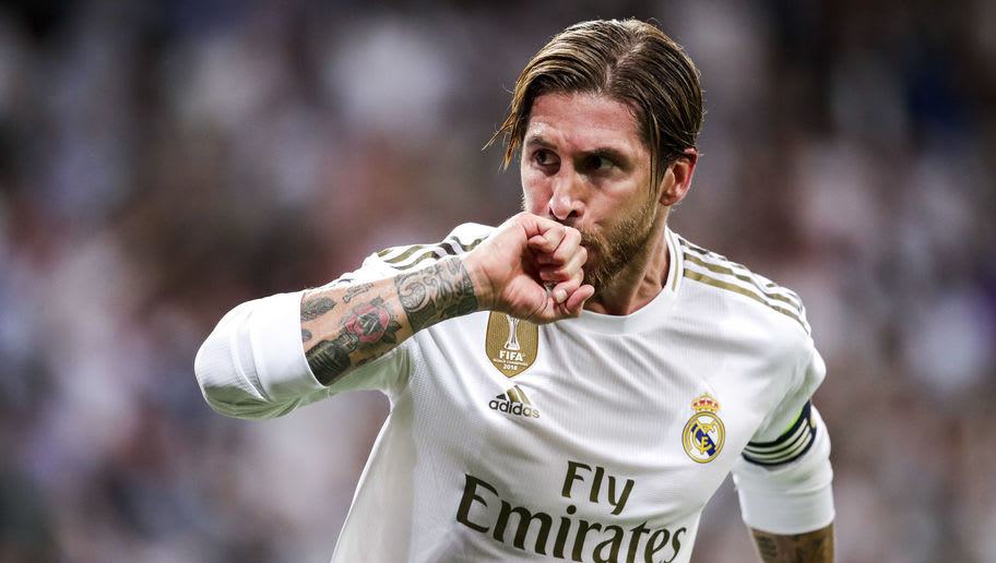 Sergio Ramos & Real Madrid in 'Final Stages' of Negotiations Over New  Contract   90min
