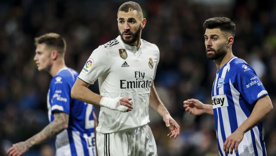 Deportivo Alaves Vs Real Madrid Federico Valverde On Fire 5 Other Key Stats 90min