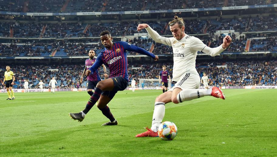 Gareth Bale,Nelson Semedo