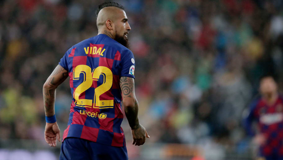 Manchester United & Newcastle Enter Running for Barcelona's Arturo ...