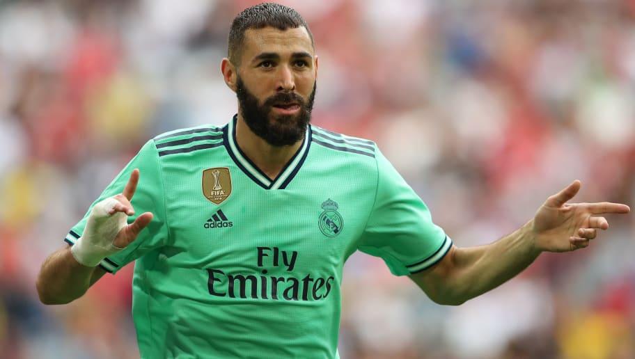 Benzema lập hat-trick, Real giành hạng 3 Audi Cup