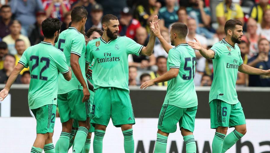 ريال مدريد وريد بول سالزبورج بث مباشر