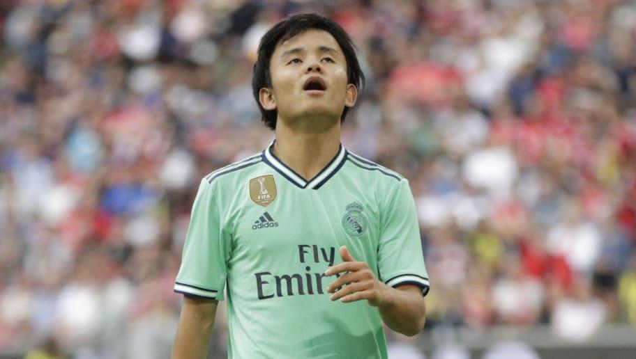 Fix: Real Madrid verleiht Talent Kubo zu R.C.D. Mallorca