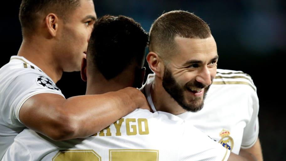 Karim Benzema,Rodrygo