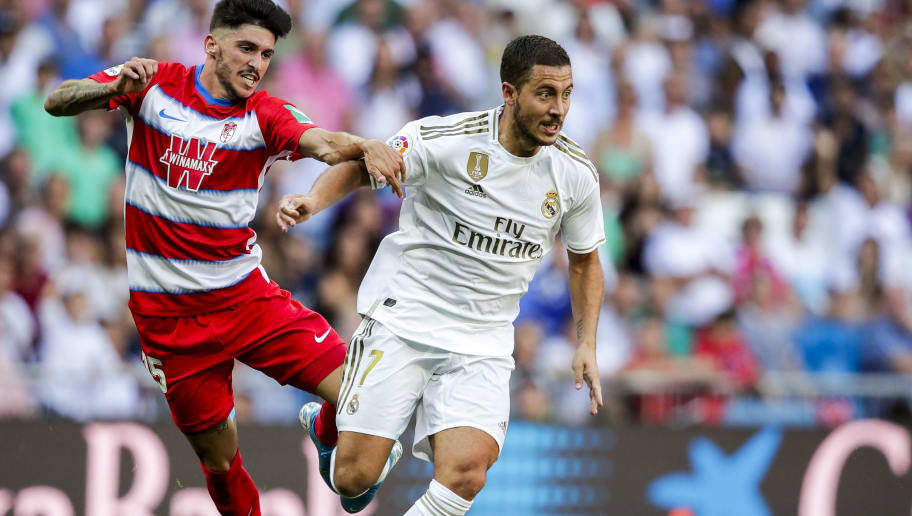 Eden Hazard Happy To Score For Real Madrid But Claims That Winning