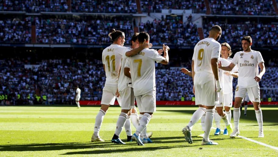 Alvaro Odriozola,Eden Hazard,Gareth Bale