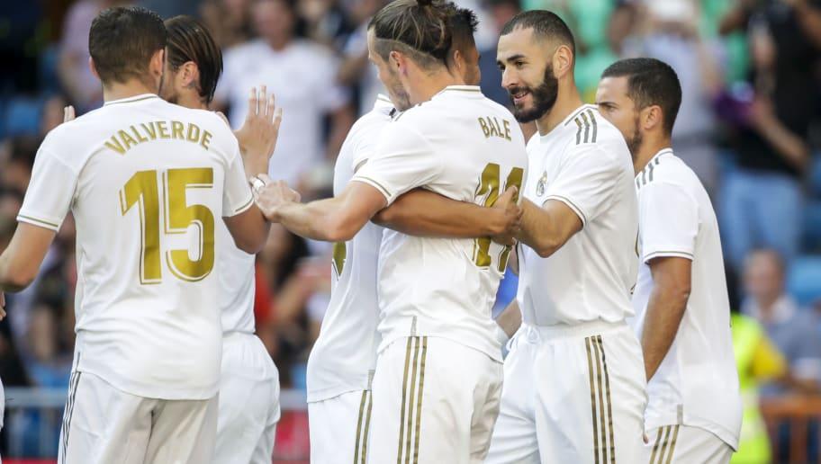 Fede Valverde,Gareth Bale,Karim Benzema