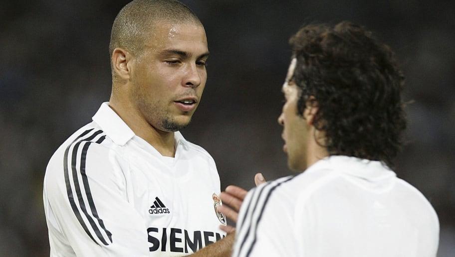 Ronaldo,Raul