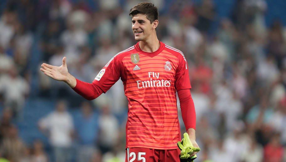 Thibaut Courtois Insists He Has A Good Relationship With