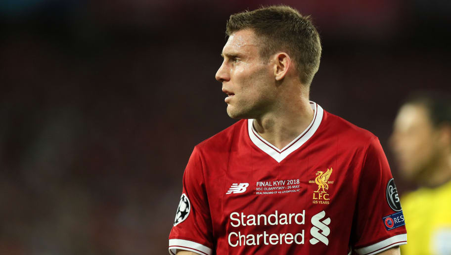 sale retailer a1b23 703a7 James Milner Speaks Out on Twitter After Being Left Out of ...