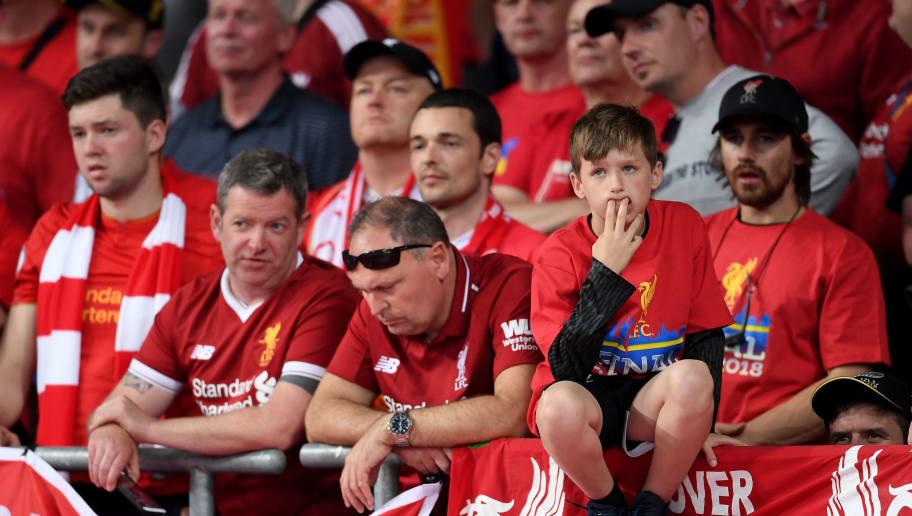 U0026 39 Useless U0026 39 Liverpool Fans React Angrily To Striker U0026 39 S