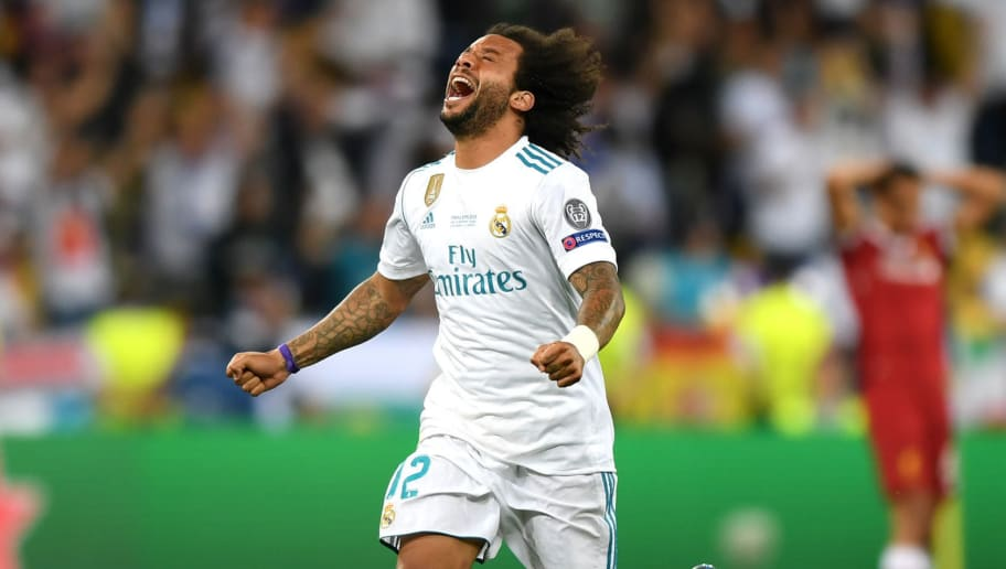 Marcelo Reveals Why the Champions League Final Against Liverpool Made Him More Nervous Than Ever
