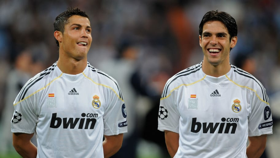 Cristiano Ronaldo,Kaka