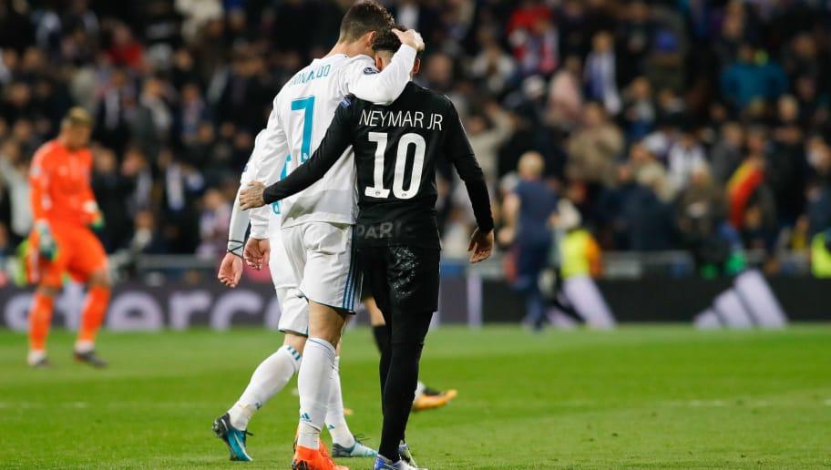Cristiano Ronaldo,Neymar