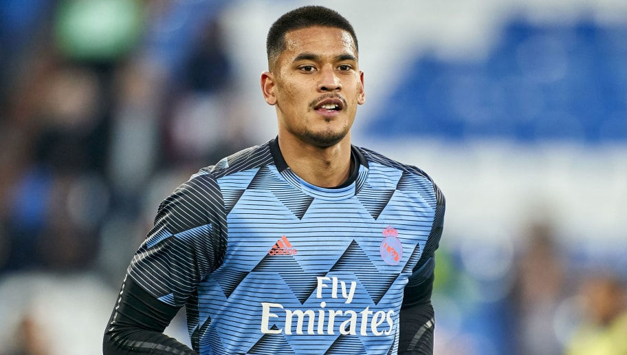 Update on Alphonse Areola's Real Madrid Future as Loan Deal Winds Down |  ht_media