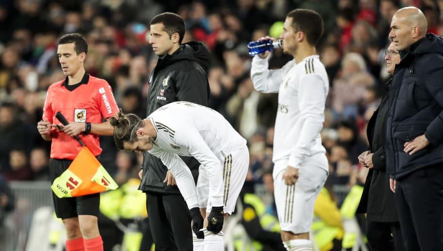 Eden Hazard,Gareth Bale,Zinedine Zidane