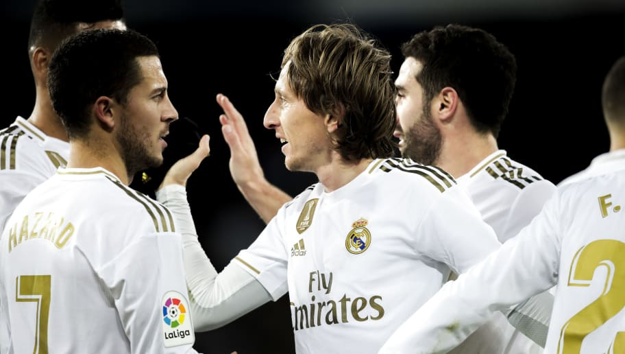 Eden Hazard,Luka Modric