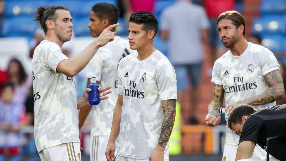 Gareth Bale,James Rodriguez