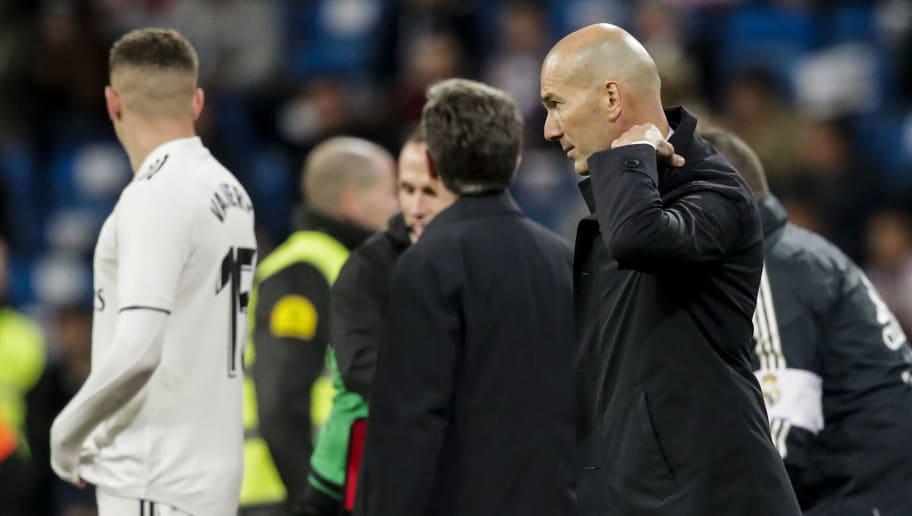 Federico Valverde,Zinedine Zidane
