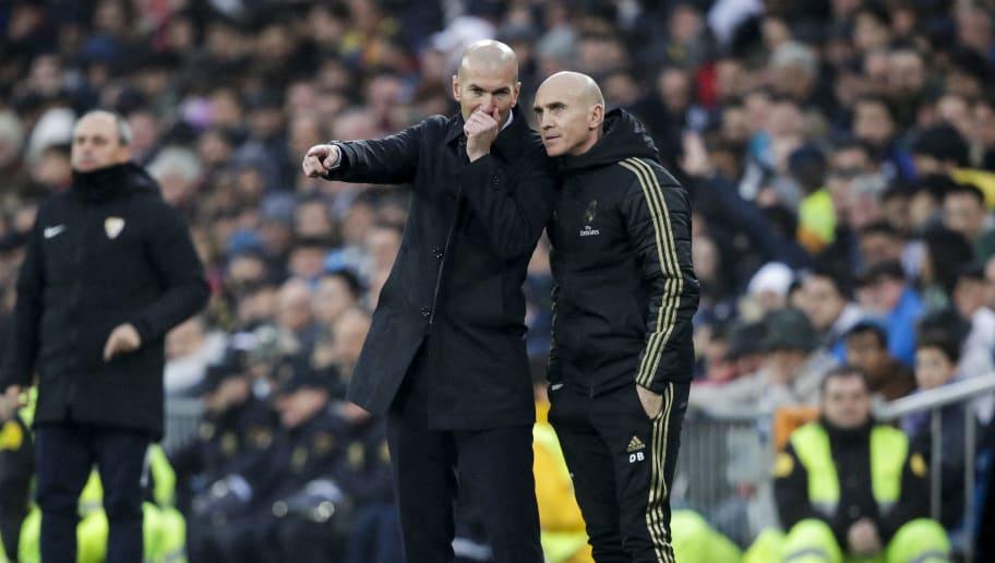 Real Madrid : Zidane met les choses au clair sur l'absence de Gareth Bale face à Séville