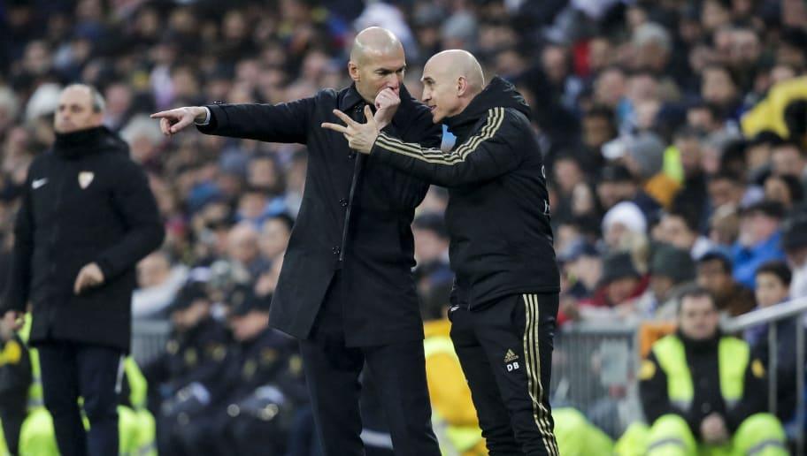 David Bettoni,Zinedine Zidane