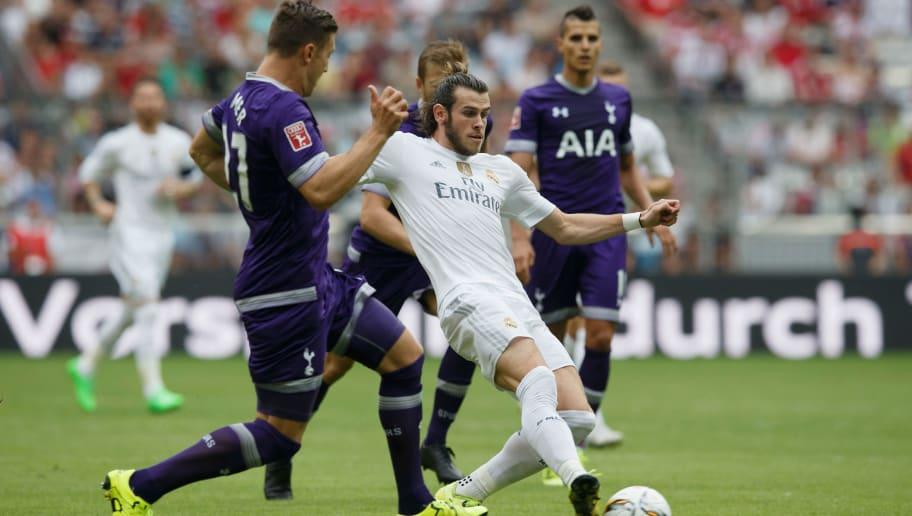 Kevin Wimmer,Gareth Bale