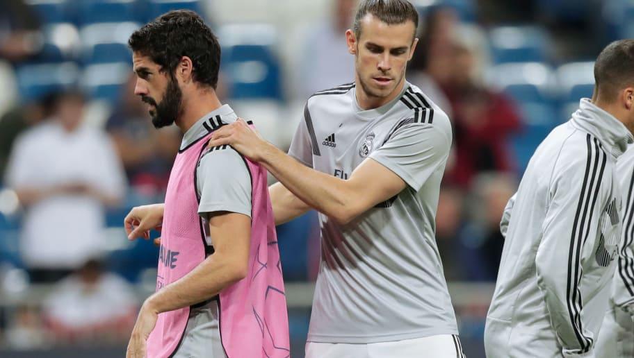 Gareth Bale,Isco