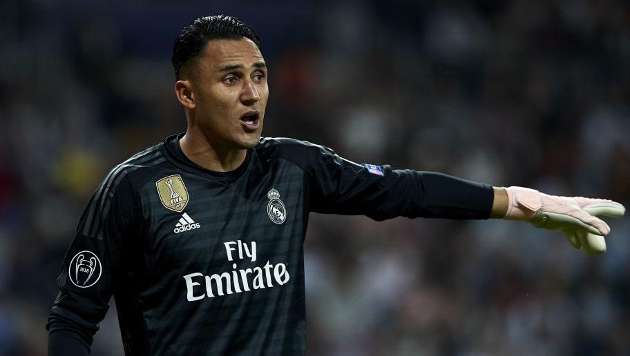 Keylor Navas Tinggalkan Real Madrid di Akhir Musim