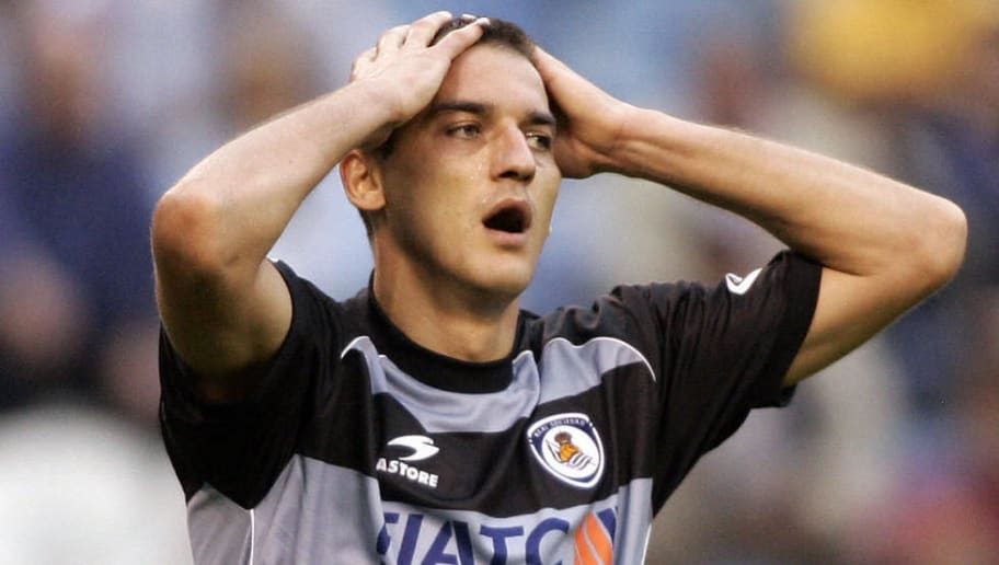 Real Sociedad?s forward serbian Darko Ko