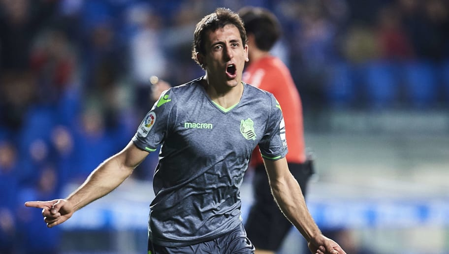 Manchester City Eyeing Real Sociedad's Mikel Oyarzabal as Leroy Sane Replacement