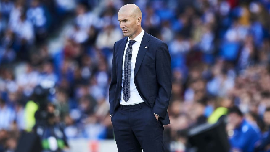 126994e1e Zinedine Zidane Claims  it s Clear  Why He Dropped Gareth Bale From Real  Madrid Squad