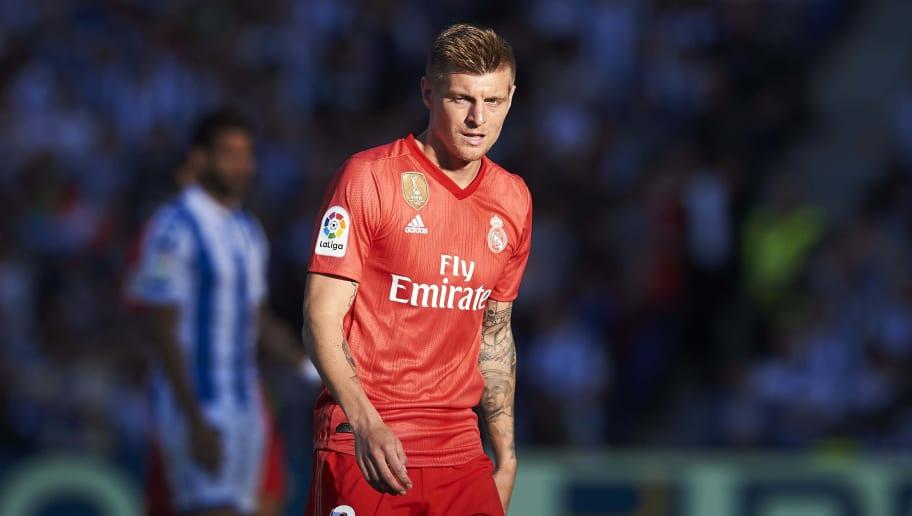 Klares Zeichen: Toni Kroos verlängert seinen Vertrag bei Real Madrid