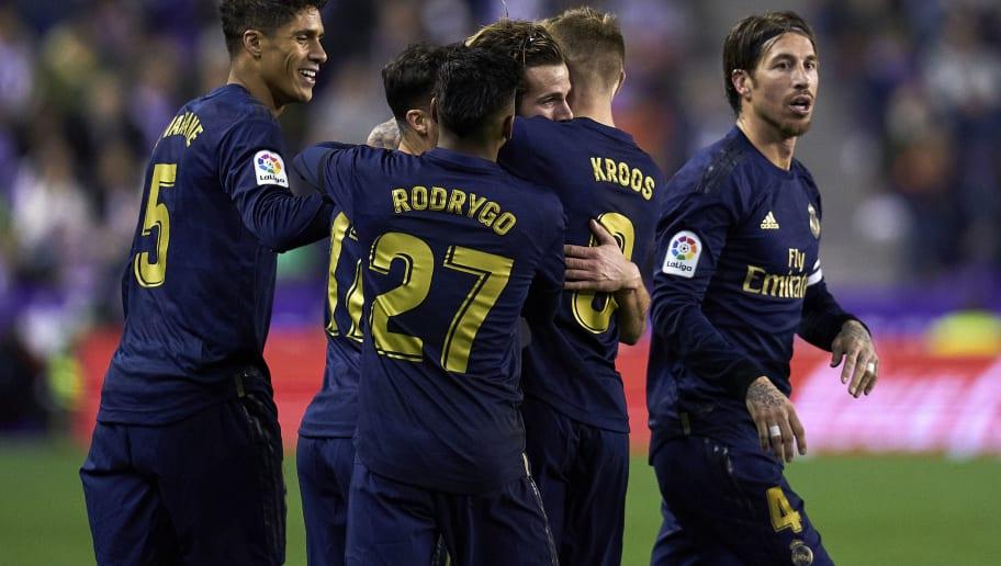 Zaragoza Vs Real Madrid Cuando Es Canal De Tv Streaming