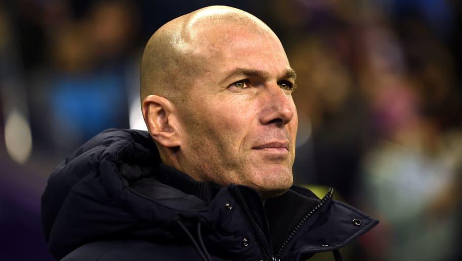 Real Madrid : La réaction de Zidane après avoir pris la première place