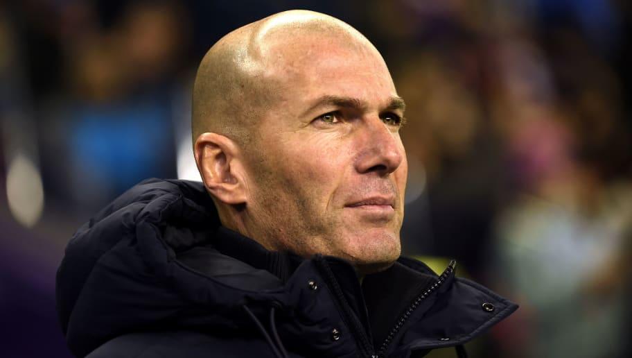 Real Madrid : 4 raisons de croire au quadruplé de Zinédine Zidane