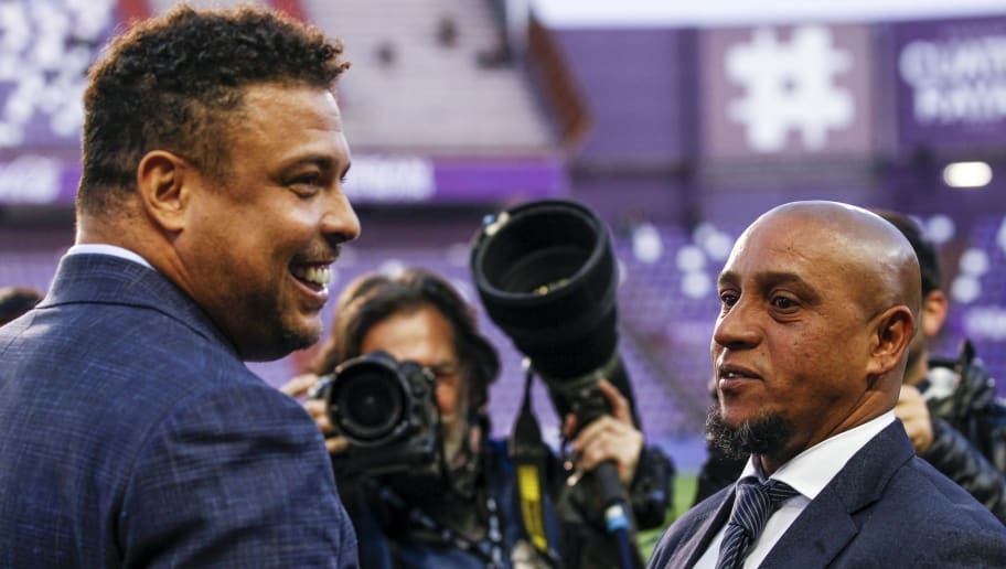 I've Slept More Times With Ronaldo Than my Wife' – Roberto Carlos ...