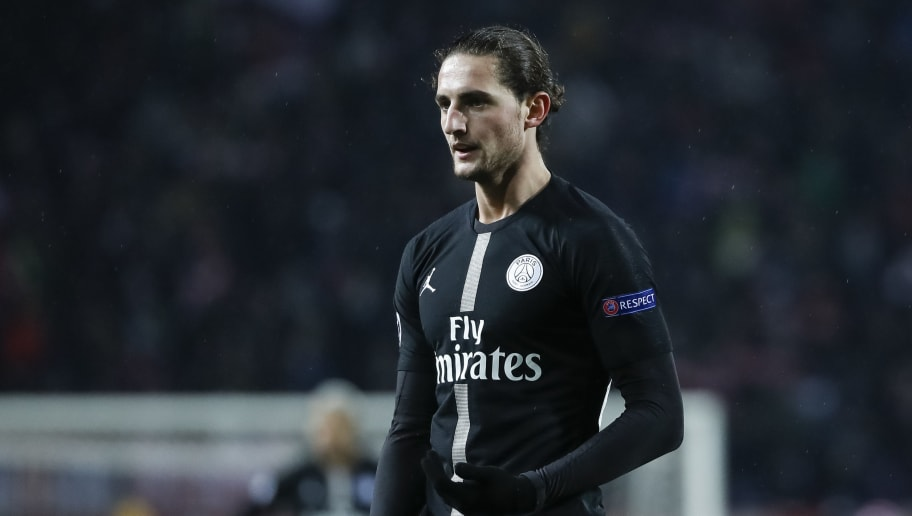 Barcelona tell PSG that no deal in place for Adrien Rabiot