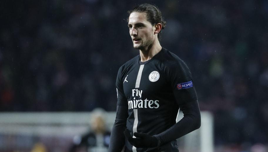 Red Star Belgrade v Paris Saint-Germain - UEFA Champions League Group C