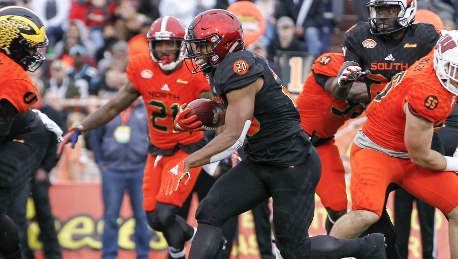 Senior Bowl Practice Reports And Highlights 12up