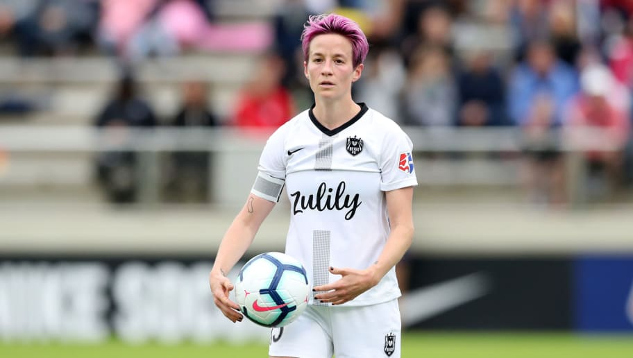 Megan Rapinoe Calls for More Investment in US Women's Game After Criticising NWSL Salary Cap Changes