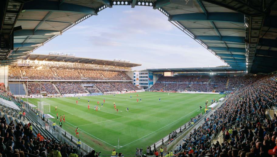 Reinaldo Coddou - Stadiums Of The World