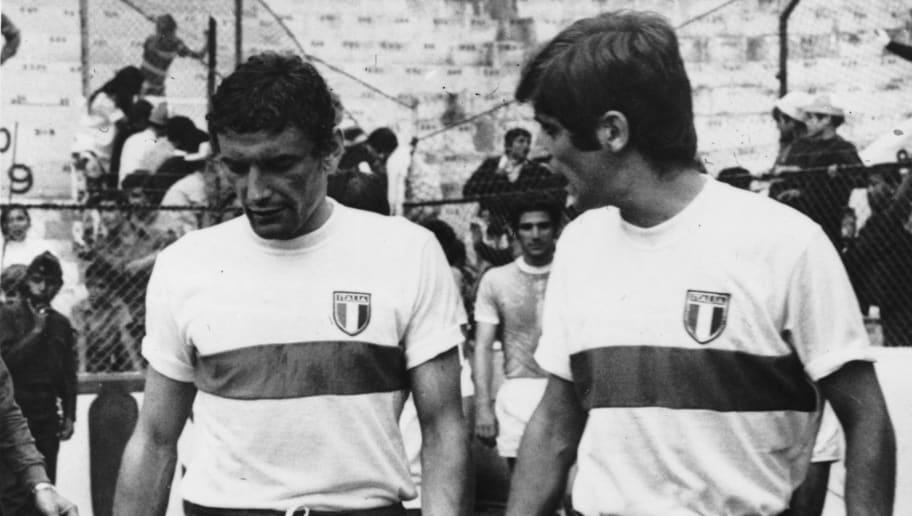 Luigi Riva, Gianni Rivera