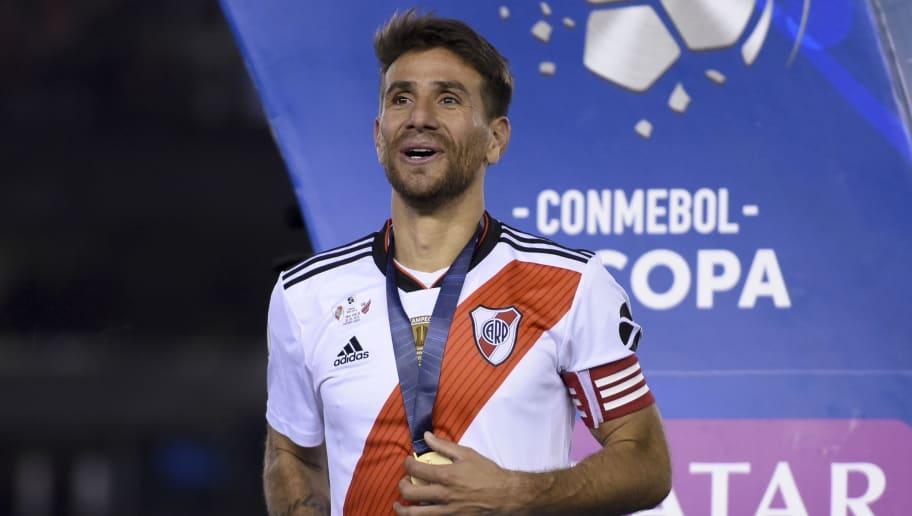 Merece un contrato eterno: Leonardo Ponzio renovó su vínculo con River  hasta el 2021 | 90min