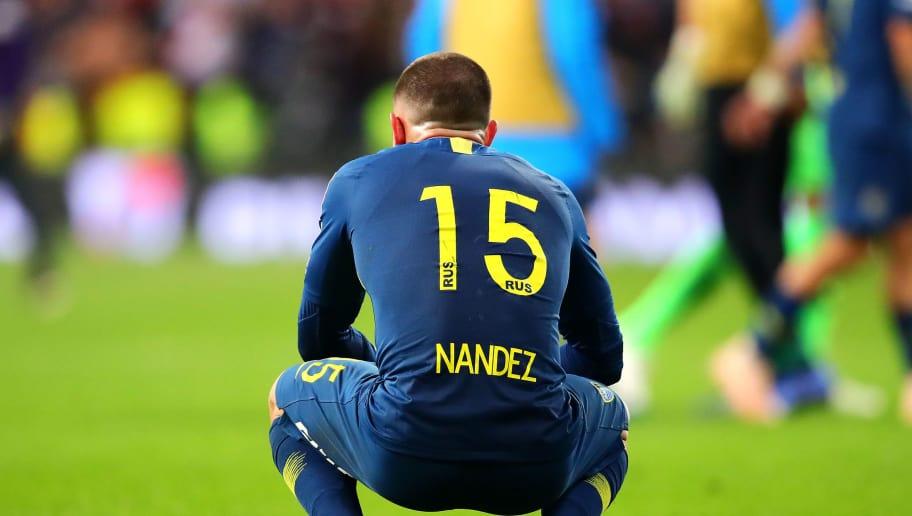 Nahitan Nandez