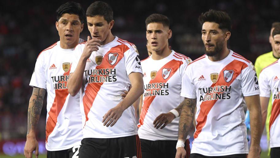 Enzo Perez,Ignacio Fernandez,Milton Casco