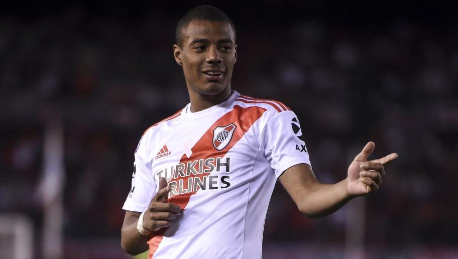 Manchester City Meet With Agent of River Plate Midfielder Nicolás De La Cruz Over Possible €22m Deal